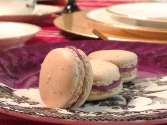 A Macaron is Sown